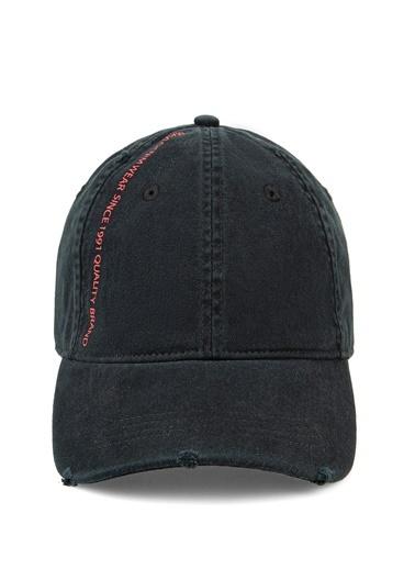 Mavi Erkek   Şapka 091809-900 Siyah